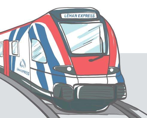 CEVA - Léman Express